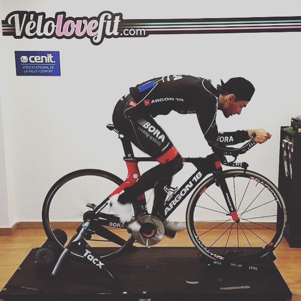 Another fitting session with Emi @velolovefit. As always superb work by him. Hope I can put his effort into some results in the up coming TT's